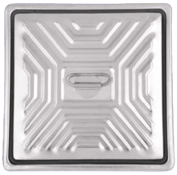 Atlas Hero Manhole Cover